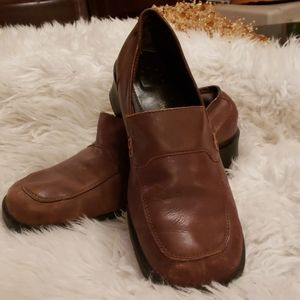 Thom McAn Leather Loafers 8W